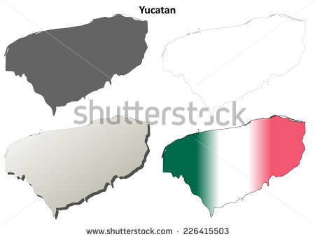 Merida Mexico Stock Vectors & Vector Clip Art.