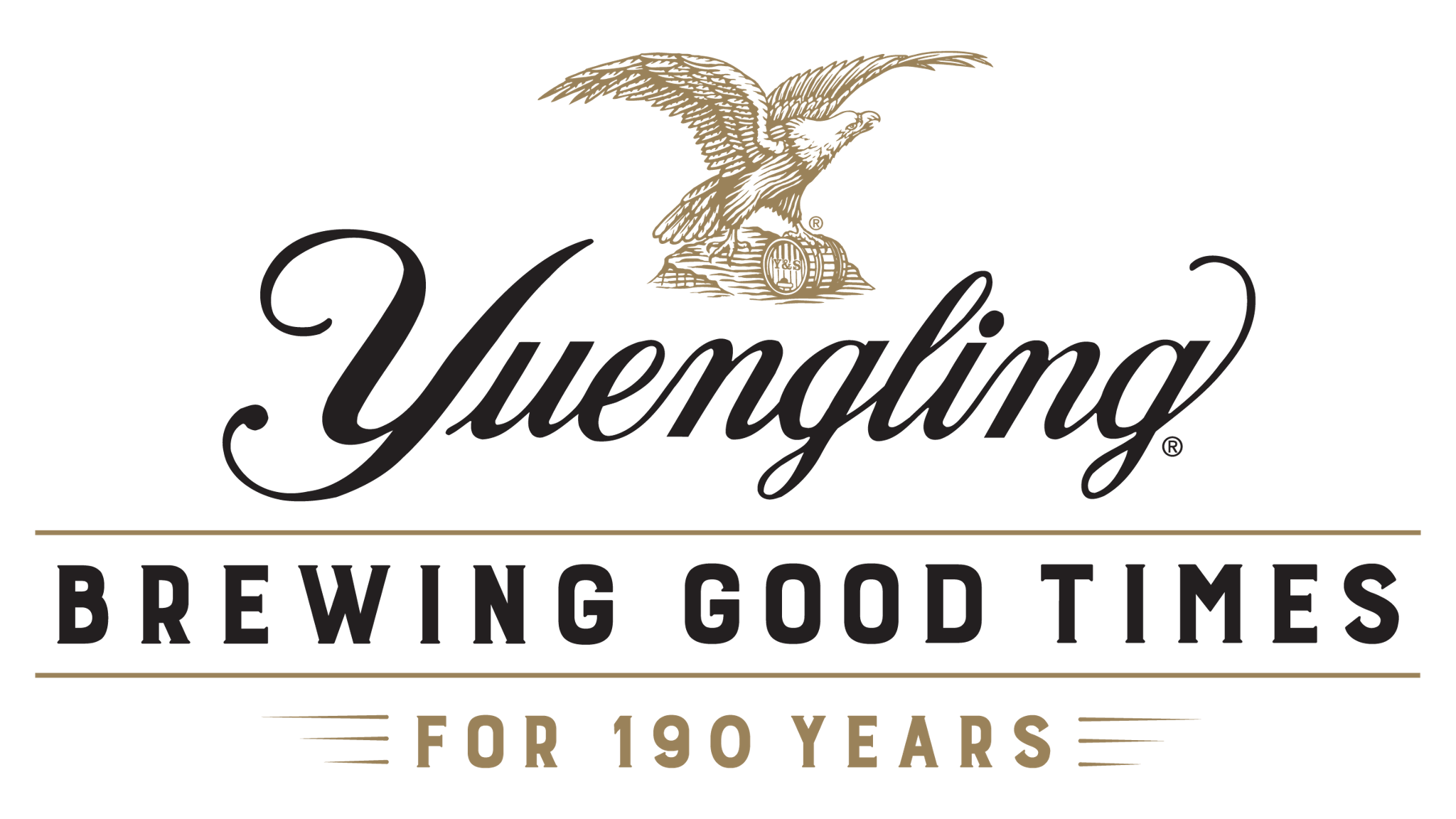 Yuengling Marks 190th Anniversary With Year.