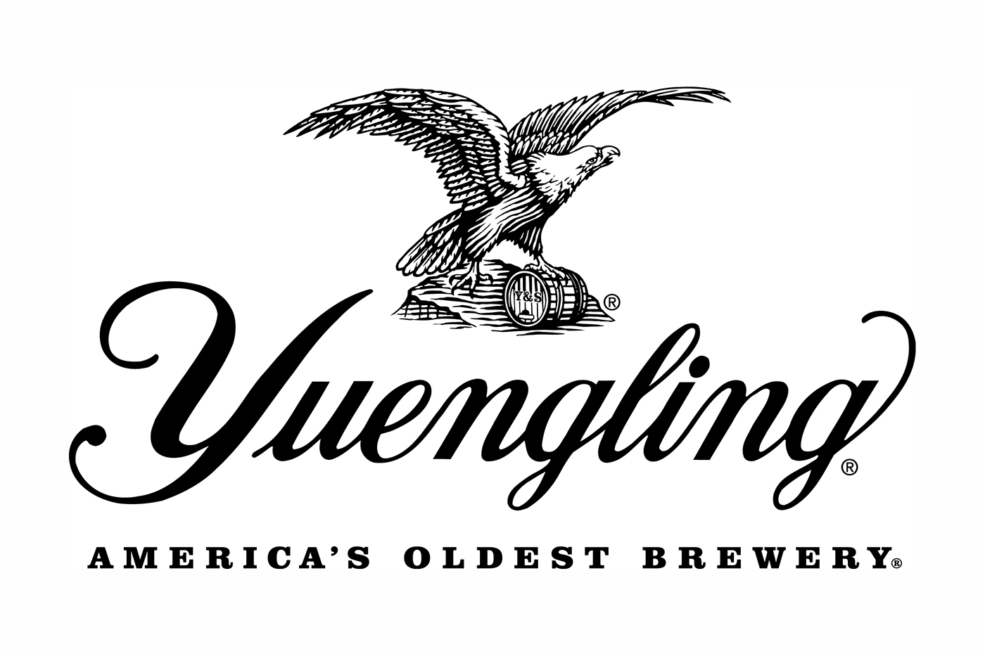Yuengling Brewery Logomark Illustrated by Steven Noble on Behance.
