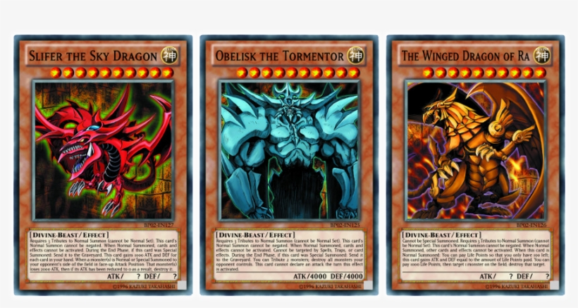 Yugioh Card Png.