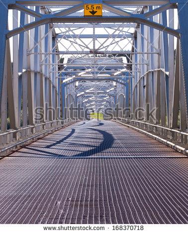 Truss Bridge Stock Photos, Royalty.
