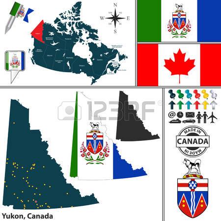 308 Yukon Stock Vector Illustration And Royalty Free Yukon Clipart.