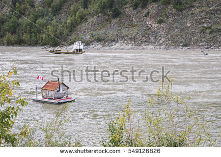 Yukon River Stock Photos, Royalty.