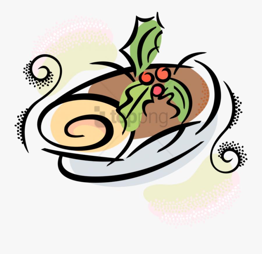 Vector Illustration Of Festive Season Christmas Yule.