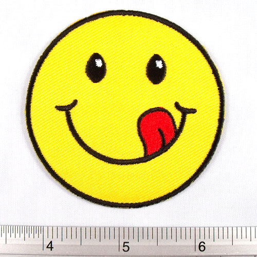 Yummy Smiley Face Clipart.