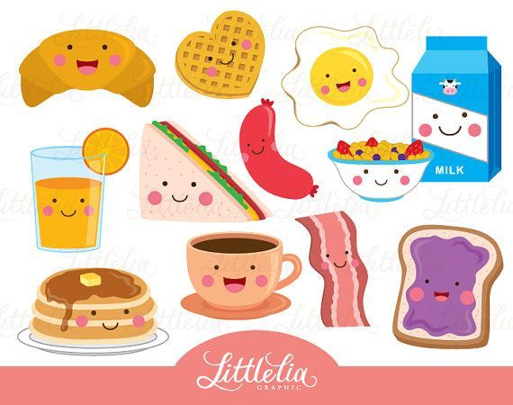 Yummy breakfast clipart 3 » Clipart Portal.