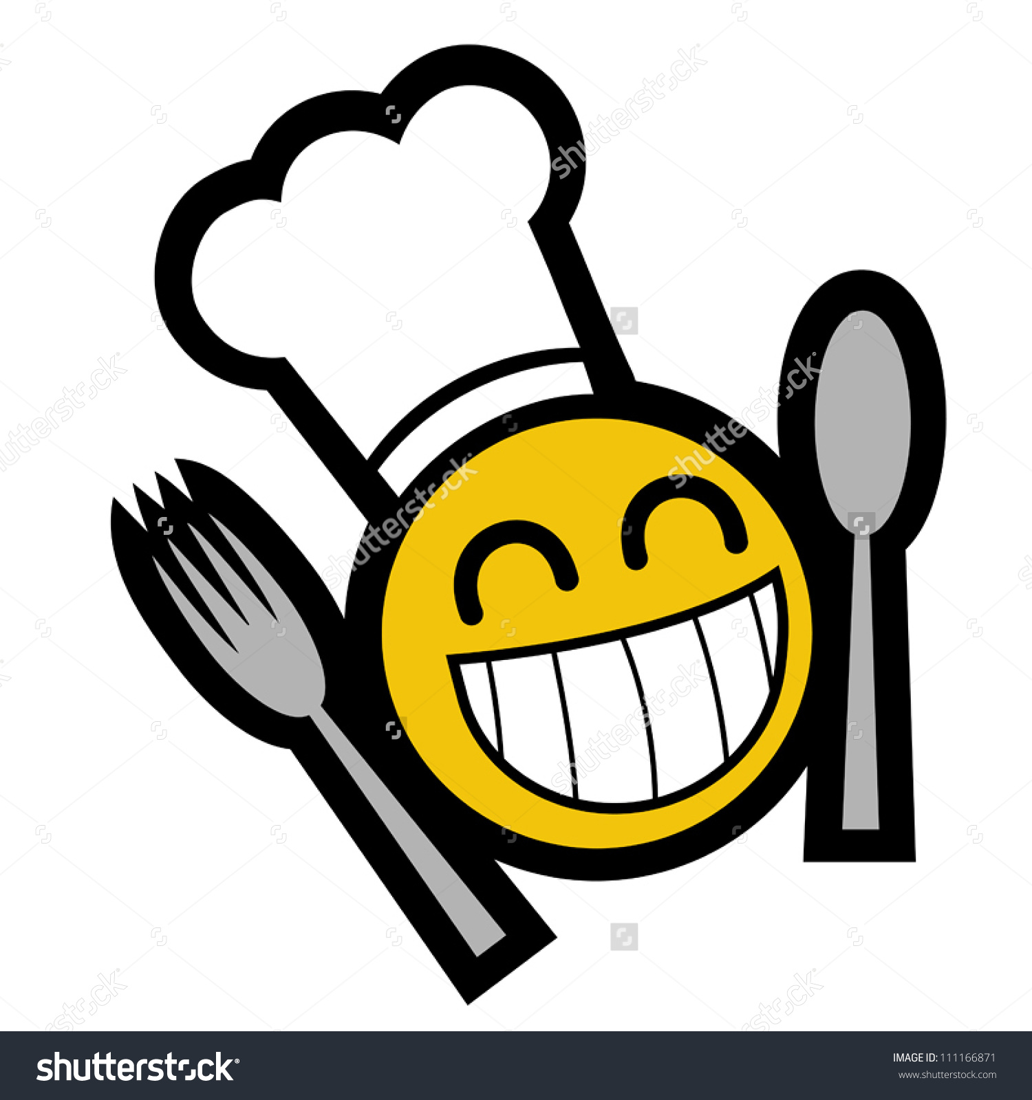 Yummy expression clipart.