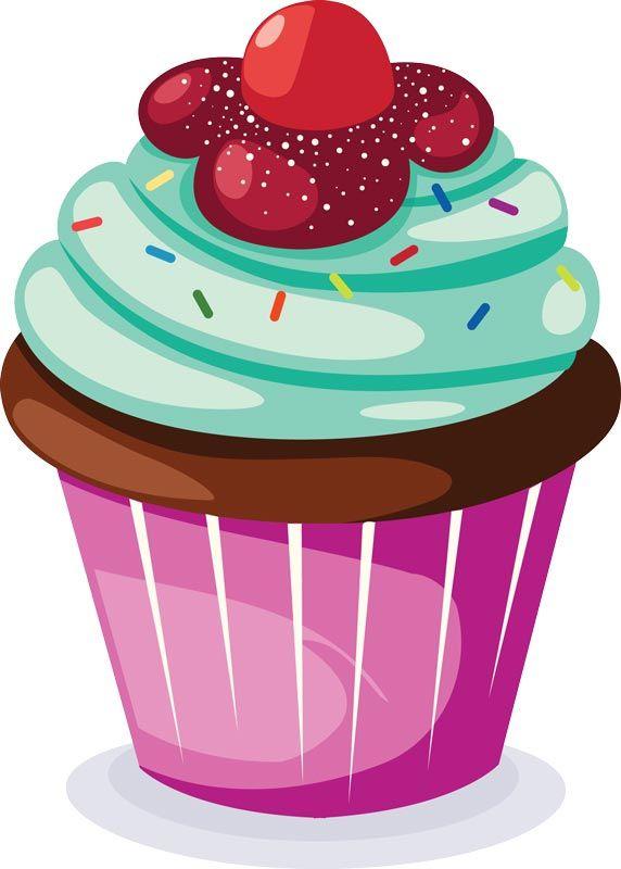 Cupcakes clipart yummy cupcake, Cupcakes yummy cupcake.