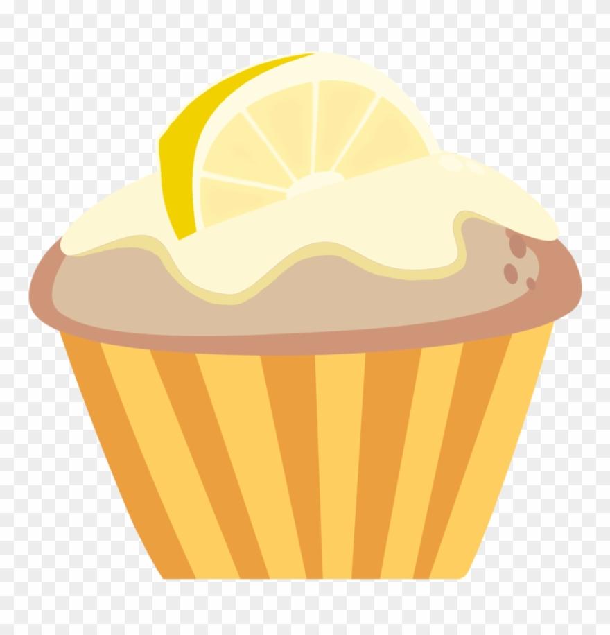 Muffin Clipart Yummy Cupcake.