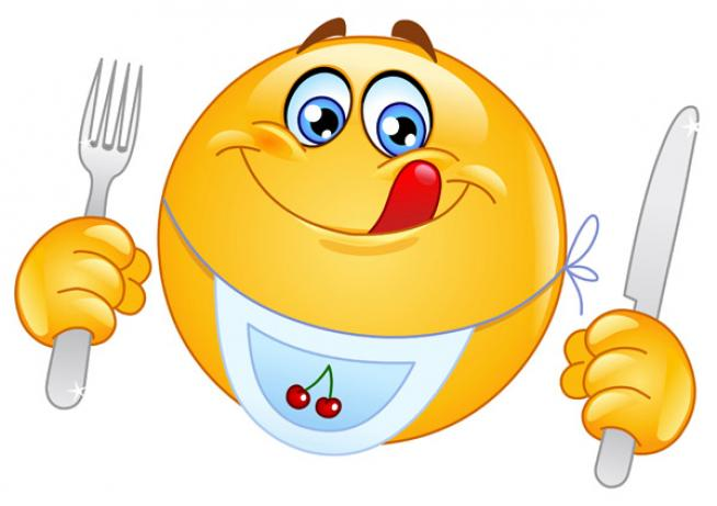 Smiley clipart food, Smiley food Transparent FREE for.