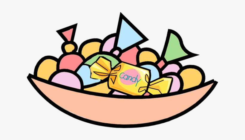 Banner Transparent Candy Clip Art Of Yummy Snacks Panda.
