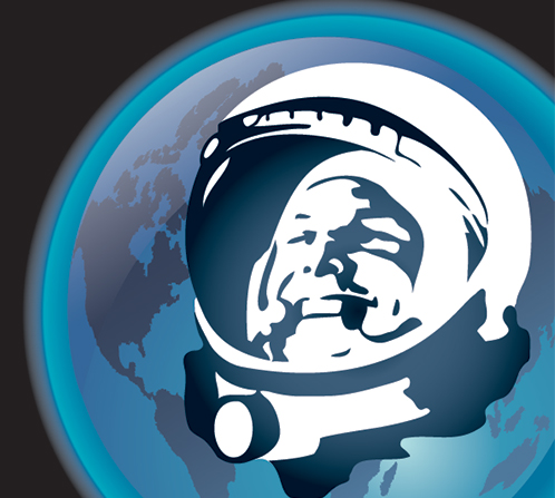 A Mission to Space: Celebrating Yuri Gagarin.