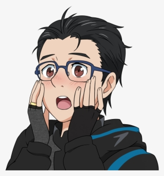 Yuri On Ice PNG Images.