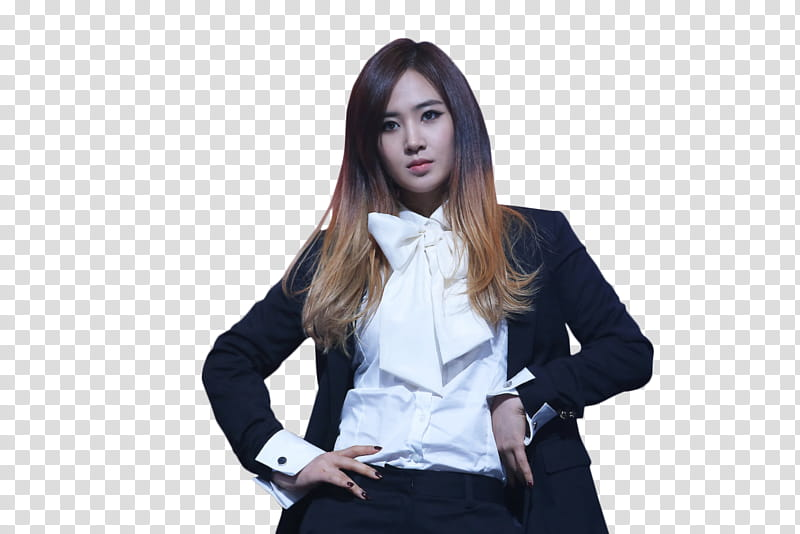 SNSD Yuri , dino transparent background PNG clipart.