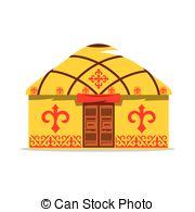 Yurt Clipart Vector Graphics. 49 Yurt EPS clip art vector and.