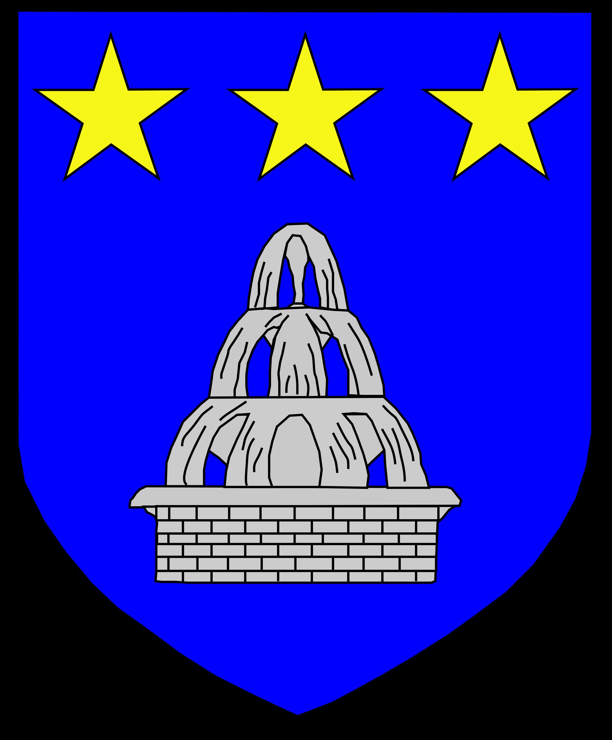 File:Blason ville fr clairefontaine (Yvelines).svg.