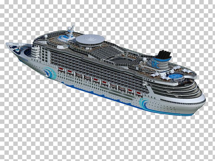 Papua New Guinea Cruise ship YWAM Ships Kona Port, Ship PNG.
