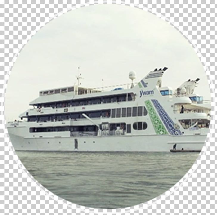 Cruise Ship Hospital Ship Youth With A Mission Ocean Liner.
