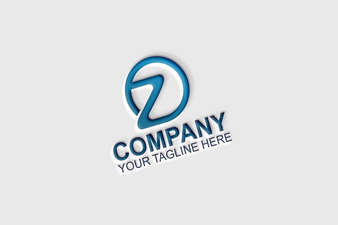 Letter Z Logo Template.