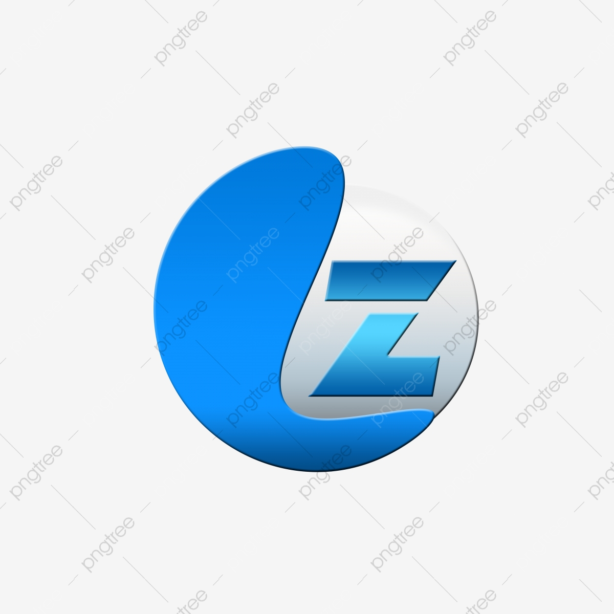 Z shaped banner clipart Transparent pictures on F.