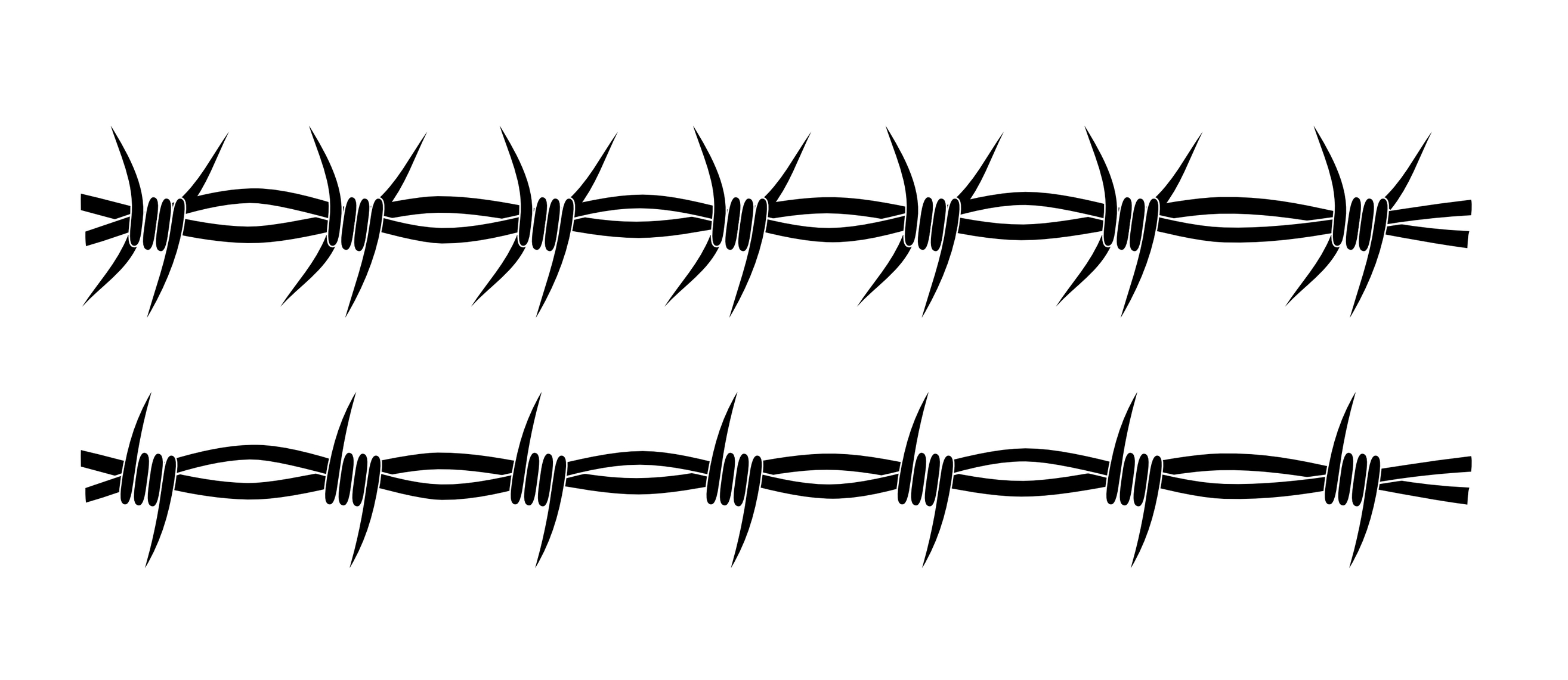 Barbed Wire Designs.