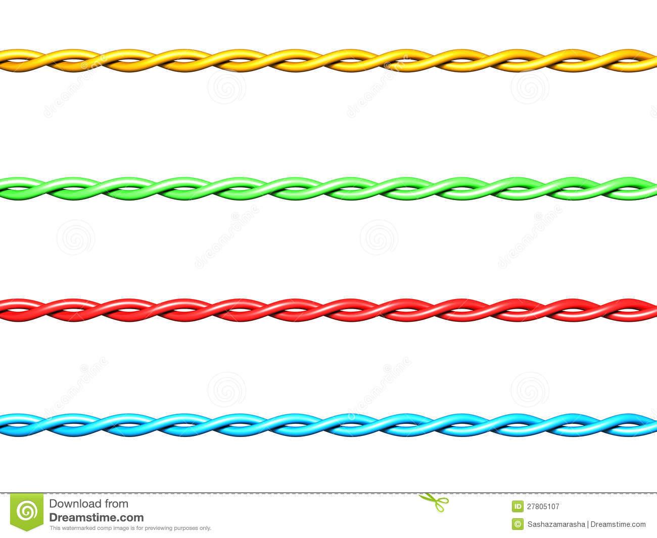 Wire Clip Art : Z wiring clipart clipground