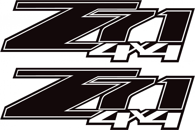 Z71 Logos.