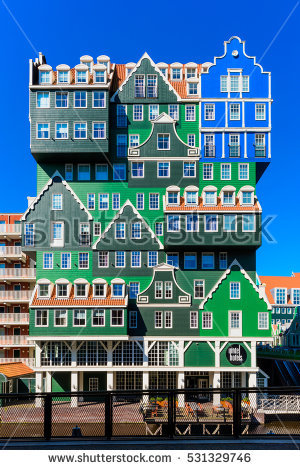 Zaandam Stock Photos, Royalty.