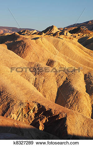 Stock Photograph of Zabriskie.