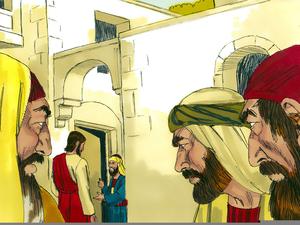 Zacchaeus And Jesus Clipart.