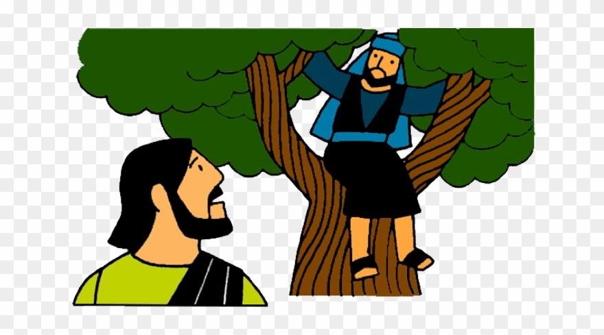 Jesus Zacchaeus Clipart Clipground.