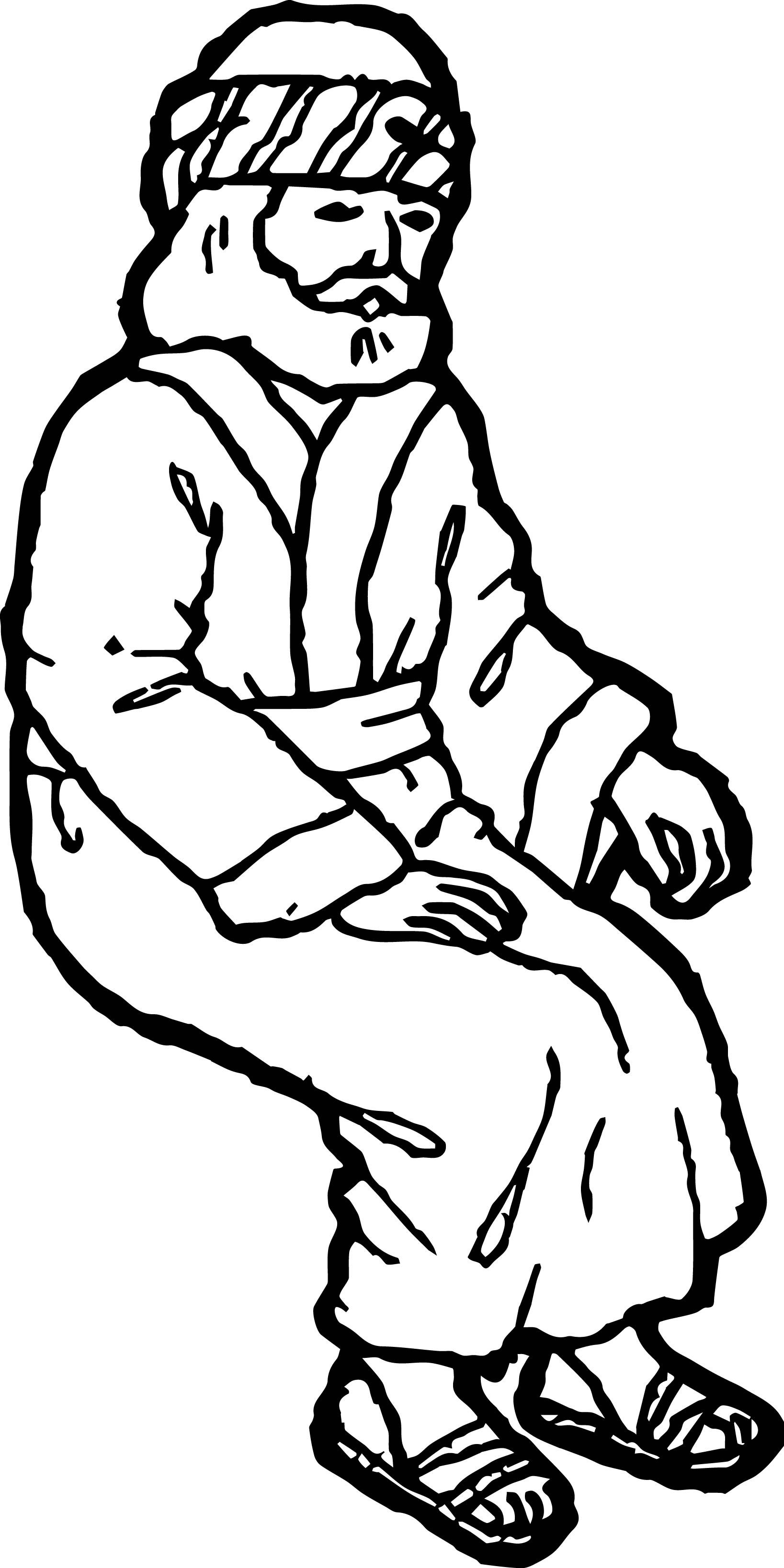 Coloring Pages For Zacchaeus.