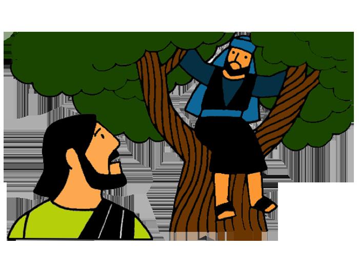 Jesus And Zacchaeus Png & Free Jesus And Zacchaeus.png.
