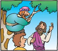 Click Art Christian Clip Art Collection presented by Sunday School.