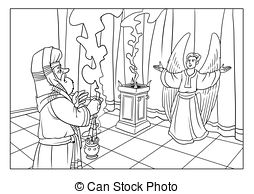 Zechariah Illustrations and Stock Art. 13 Zechariah.