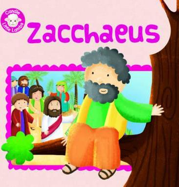 Zacchaeus : Karen Williamson : 9781781282779.