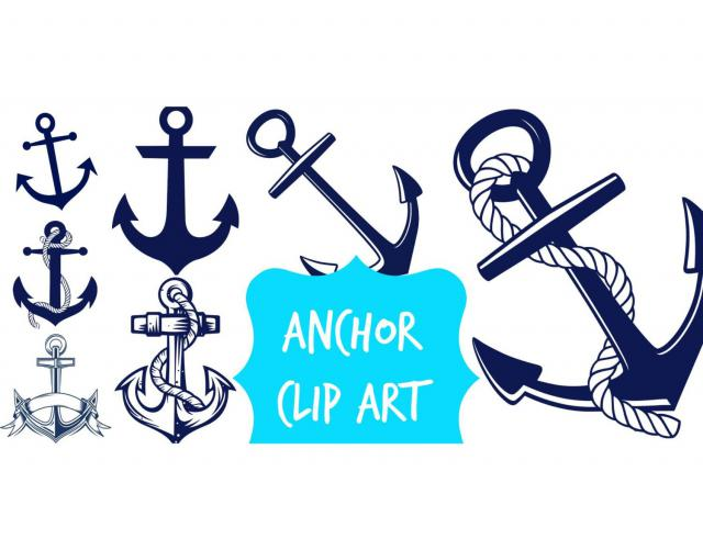 2019 Best Anchor Clip Art Images And Outfits.
