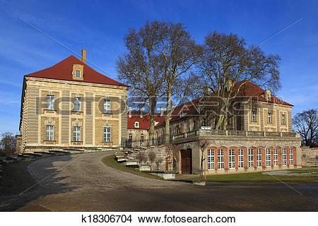 Stock Photo of Zagan Palace k18306704.