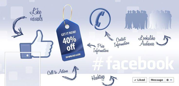 Facebook: immagine di copertina e Call.