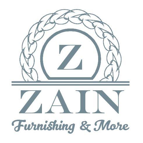 Zain Furnishing Interact created Zain logo for best home and.