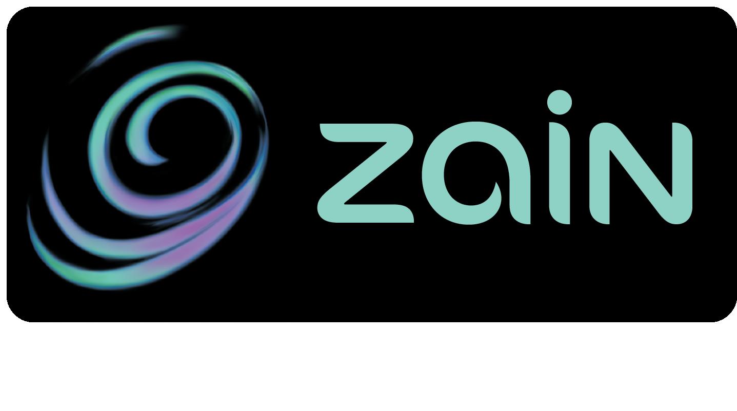 zain telecom logo.