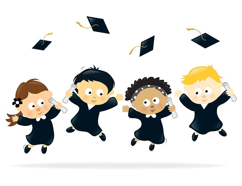 Graduation Day Clipart.