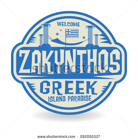 Zakynthos Greece Stock Vectors & Vector Clip Art.