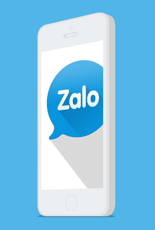 Zalo app icon concept on Behance.