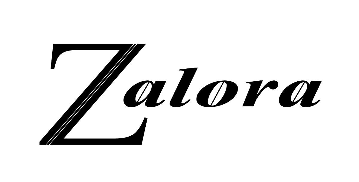Fashion Logo Design for ZALORA by Maverick Made Inc.
