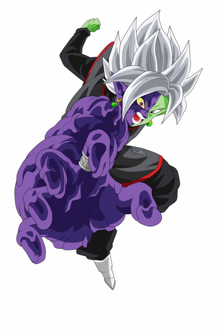 Deformed Fusion Zamasu.