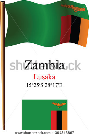Coat Of Arms Zambia Stock Images, Royalty.