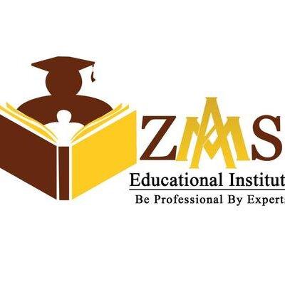ZAMS Edu Ins (@ZAMS_Edu_ins).