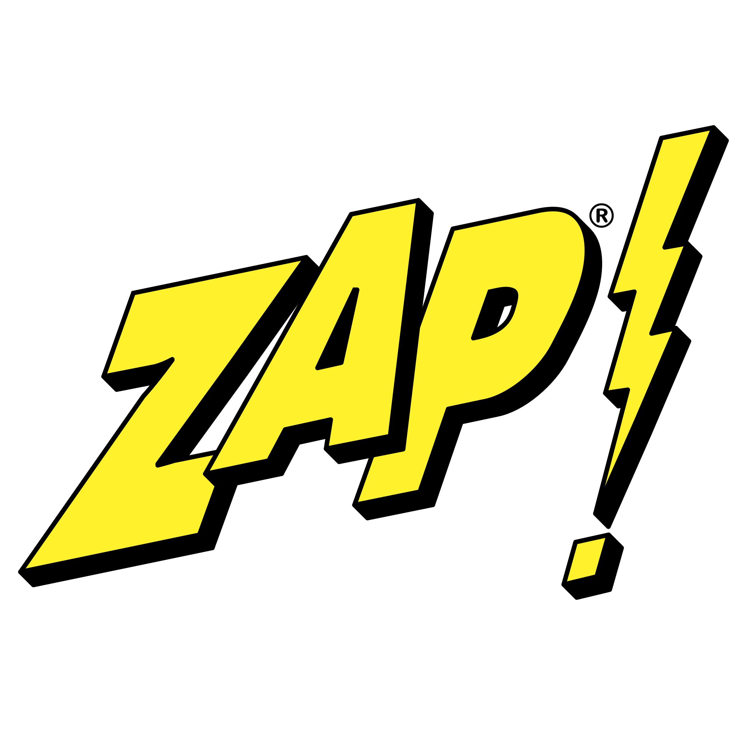 ZAP! Logo PNG Transparent & SVG Vector.