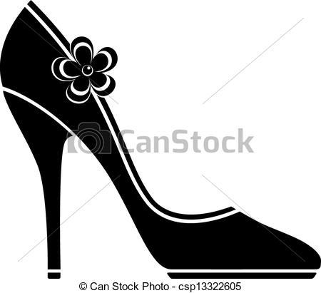 1000+ images about shoe sillouette clip art on Pinterest.